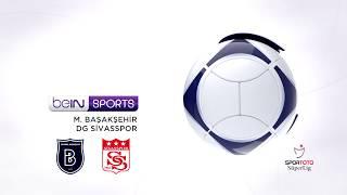 M.Başakşehir 1 - 1 DG Sivasspor #Özet