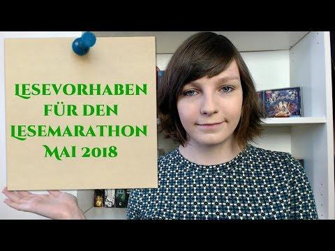 Lesevorhaben zum  Lesemarathon Mai Frühling) + Bekanntgabe des Hashtags