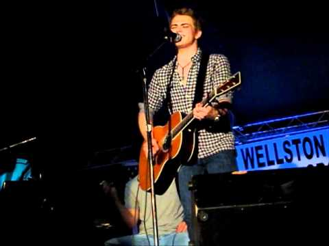 Hunter Hayes ~ Only If You Told Me To Live