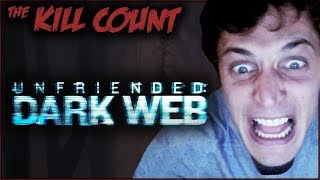 Unfriended: Dark Web (2018) KILL COUNT