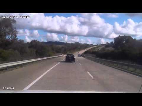5 - Hume Highway - Yass to the Juigong Turn Off