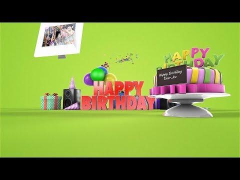 happy-birthday-3d-video