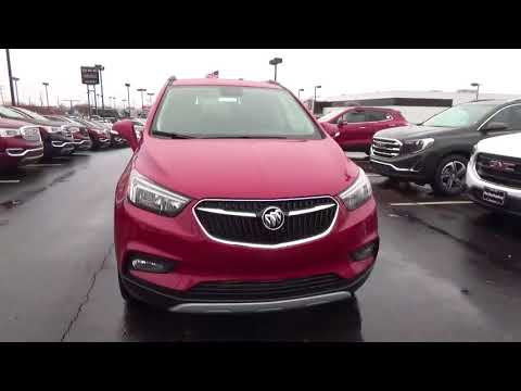18B058 2018 Buick Encore Preferred For Sale Columbus Ohio