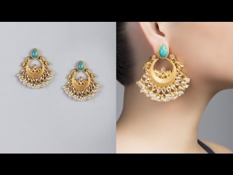 Top 10 Earings Design 2017 Best Earing Designs For Bridal Fashion Parlour