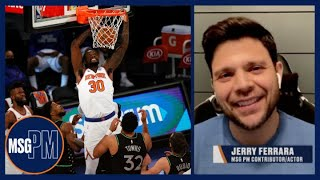 Jerry Ferrara Thinks Julius Randle Should Be an NBA All-Star \u0026 More on Knicks | MSG PM