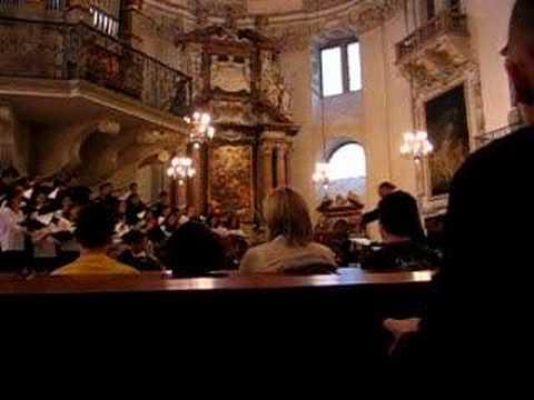 Domkonzerte Salzburg 2006, Johann Michael Haydn