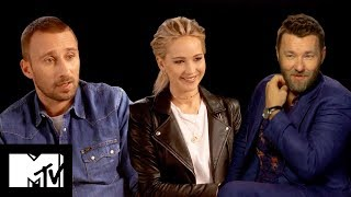 Jennifer Lawrence Reveals Funniest Moments On Set Of Red Sparrow