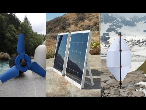 3 Great Ideas For Portable Free Energy