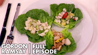 Amateur Cooks Attempt A Hearty Cod Dish | Culinary Genius