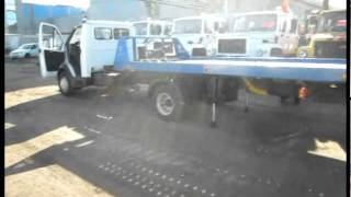 видео эвакуатор с лебедкой