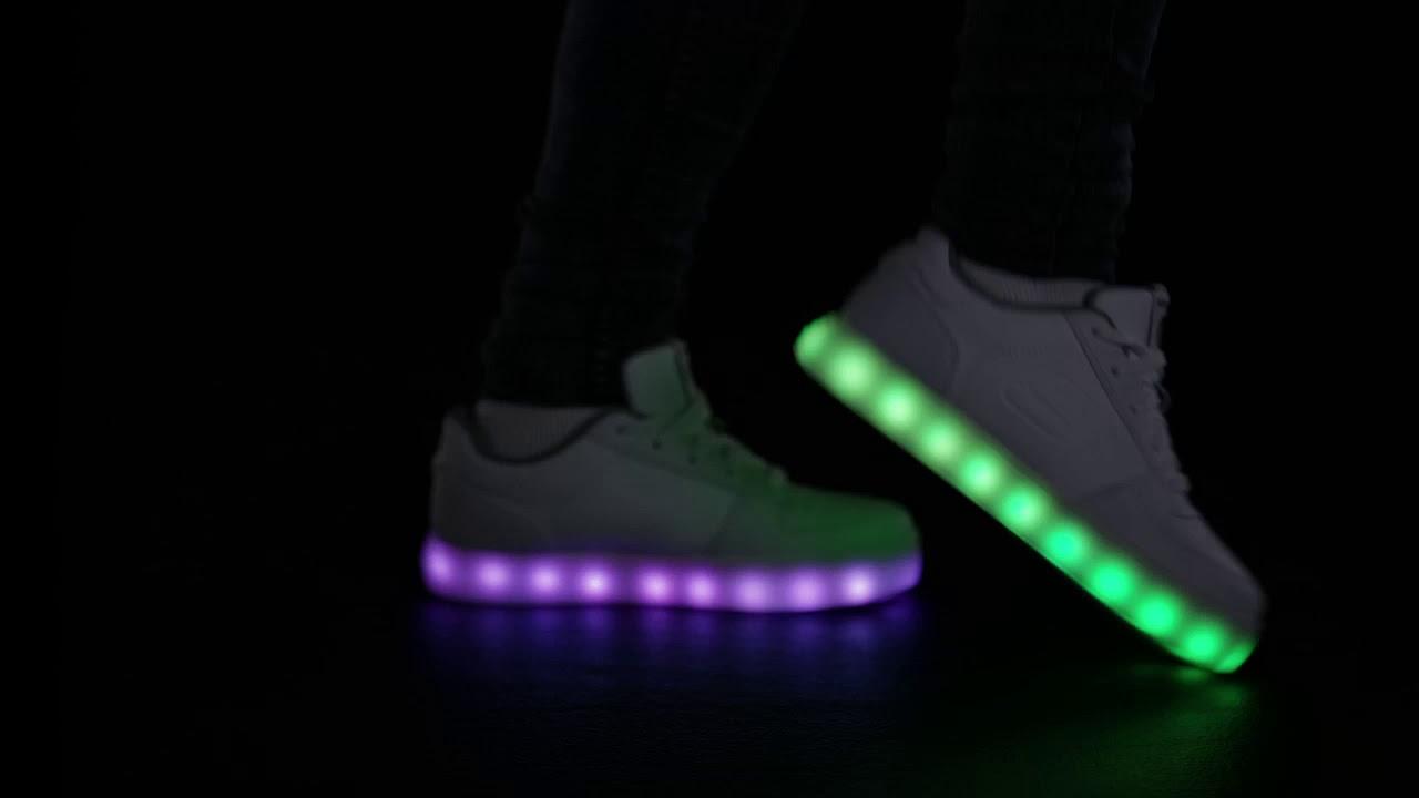 f7990919f076 Köp Skechers Energy Lights E-Pro Sneakers, Navy | Jollyroom