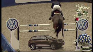 Douglas Lindelöw - Talina - Grand Prix Stockholm CSI3* 2010 Jump-off