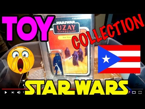 UZAY STAR WARS COLLECTION PUERTO RICO MAD HUNTER TOY HUNTING OUTER SPACE MEN COLORFORMS