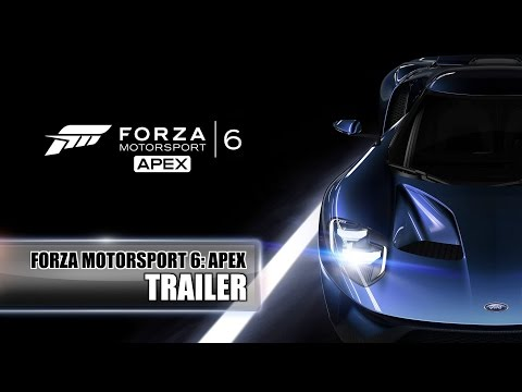 Forza Motorsport 6: Apex - Trailer
