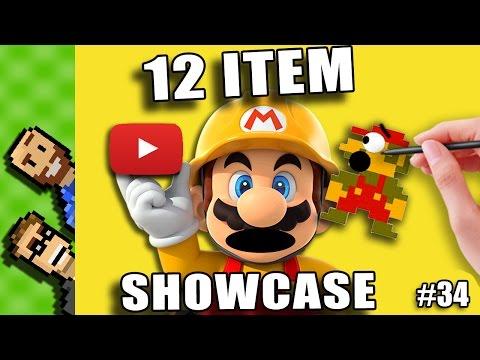 FUN - CLEVER - CHALLENGE | Mario Maker Creator Challenge | Round 34 | Creative Mario Maker Courses