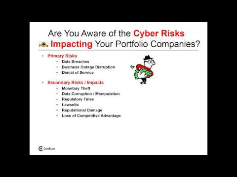Understand The Cyber Risks Within Your Private Equity Portfolio