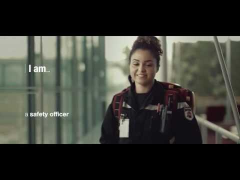 Les métiers du Groupe ADP : Cécilia, agent de prévention sécurité