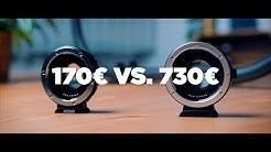 SPEEDBOOSTER BATTLE! - Viltrox M2 vs. Metabones Ultra!
