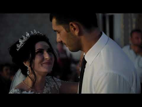 Армянская свадьба 2020. Невеста спела для жениха
