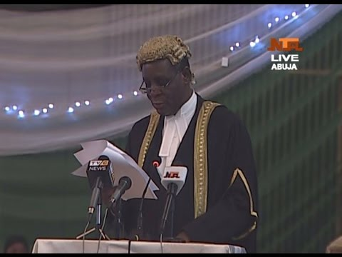 Watch: Call To Bar Ceremony In Abuja July 14,2016