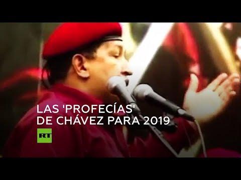 Frases de Hugo Chávez que parecen de 2019