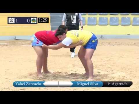 Manos a la Arena.Semifinal Trofeo Santiago Ojeda C.L Saladar de Jandía-C.L  U.Sur Yaiza 2018