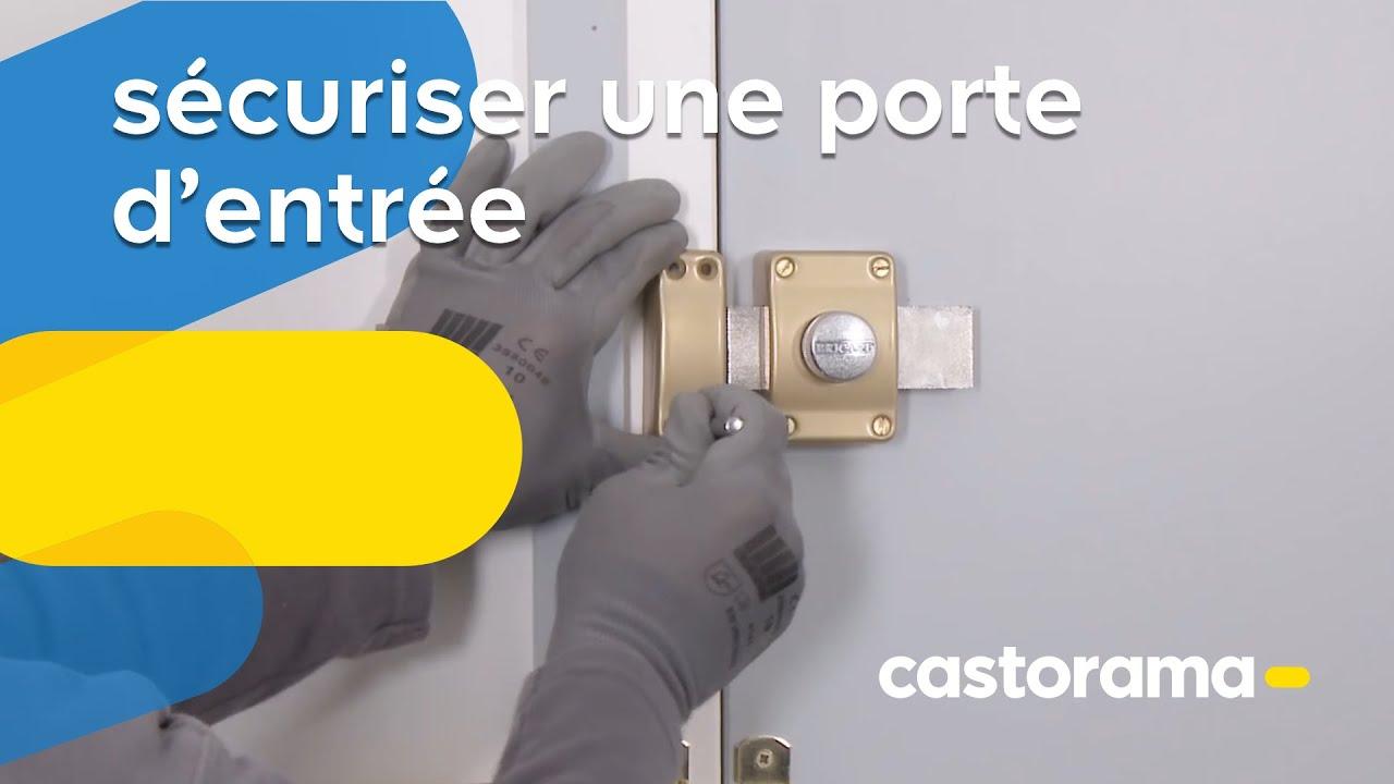 Sécuriser Une Porte Du0027entrée (Castorama)