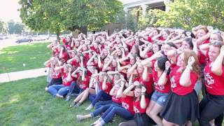 Alpha Phi at Butler University Recruitment 2015
