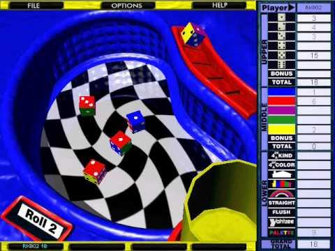 Ultimate Yahtzee PC Gameplay