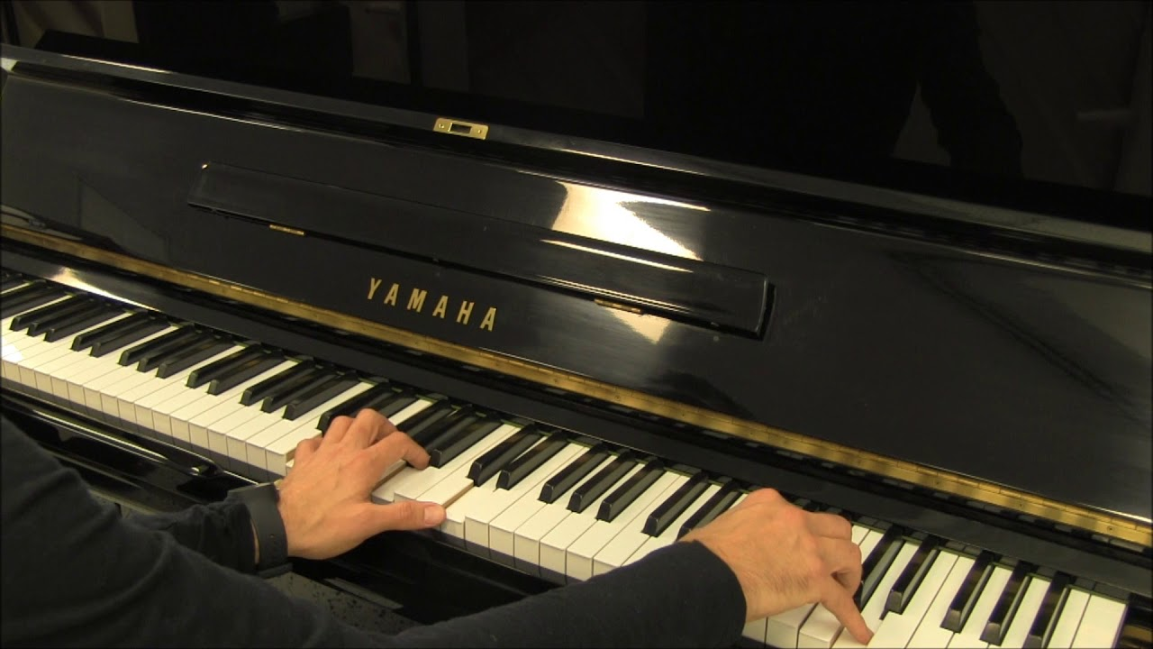 Yamaha U3 Upright Piano - Serial Number 2611858