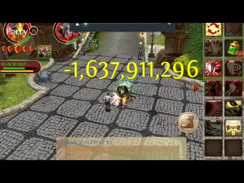 ORDER AND CHAOS  - HOW TO 1HIT DAMAGE HACK (GLITCH)