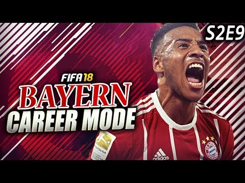 TRANSFER WINDOW IS NEAR! WE CLINCH 1ST PLACE IN OUR CL GROUP! - FIFA 18 Bayern Career Mode S2E8