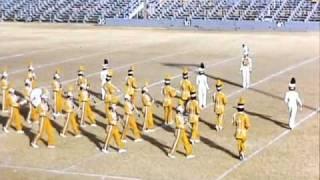 Crowell Junior High Band 1955ish
