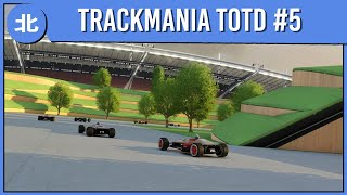 The Hanging Gardens of Minkus | Trackmania TOTD (July 23rd, 2020)