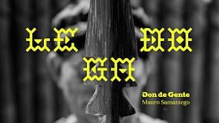 Don de gente - Legado Ft Mauro Samaniego (Audio Oficial)