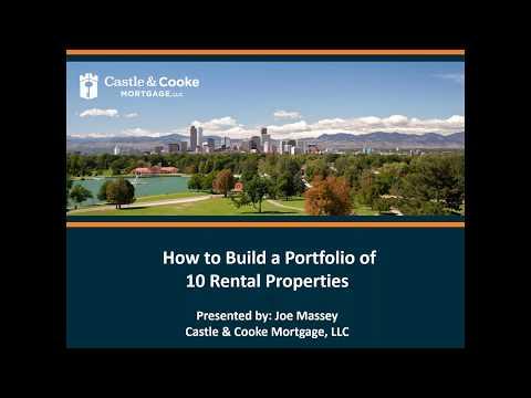 How to Build a Portfolio of 10 Properties