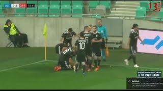 Qarabağ Sloveniya çempionu Olimpiyanı səfərdə uddu: 0 - 1 (Çempionlar Liqasının ilk təsnifat oyunu)
