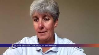 Yvelines | Hausse des signalements pour violences conjugales durant le confinement