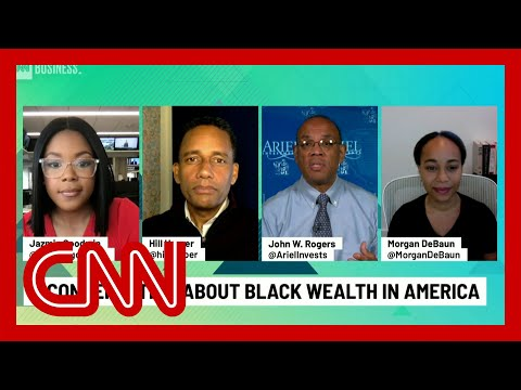 A conversation about black wealth in America