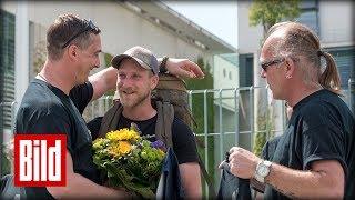 Veteranen: Bundeswehr-Soldat marschiert von Freiburg nach Berlin