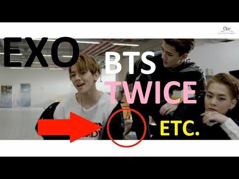 MISTAKES IN KPOP MUSIC VIDEOS PART 4 (EXO, BTS, TWICE, VIXX, ETC.)