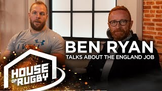 James Haskell & Ben Ryan: Taking over from Eddie Jones in 2020 | House of Rugby #24