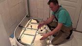 Сборка душевой кабины Erlit 4510TP C4 - YouTube