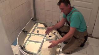 видео инструкция по сборке гидробокса
