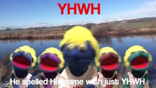 YHWH, ApologetiX. Parody of YMCA by Village People