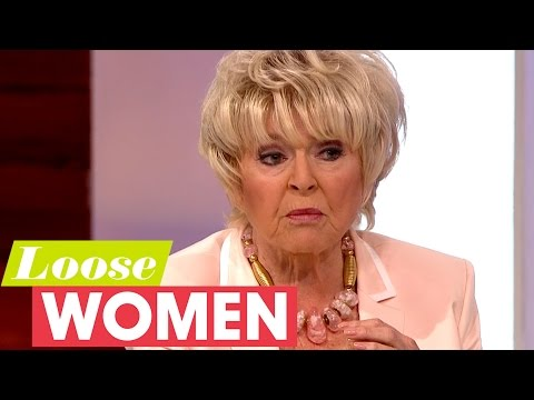 Gloria Hunniford Reveals All About Being Scammed By 'LookALike'  Loose Women