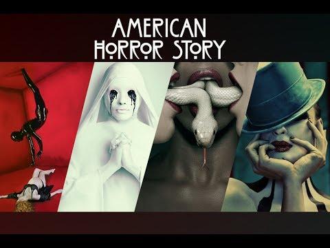 American horror story todas as temporadas