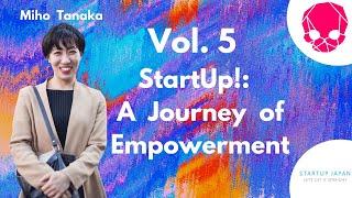 NIGHTCRAWLERS Vol. 5 - StartUp!: A Journey of Empowerment