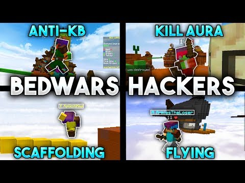 The Types of Bedwars Hackers!
