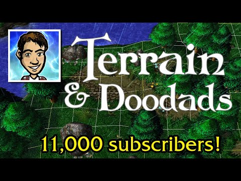 Let's Make A Map! Part 1: Terrain & Doodads
